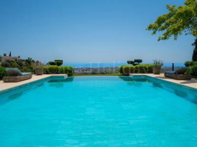 Villa en Monte Halcones, Benahavis