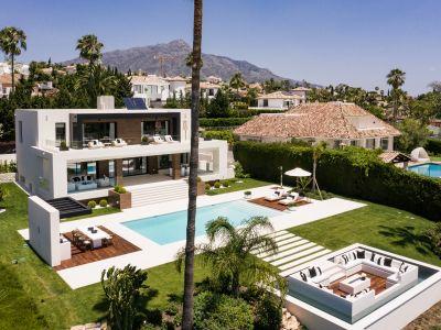 Villa en Los Naranjos Golf, Marbella