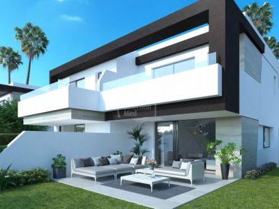 Town House in New Golden Mile, Estepona