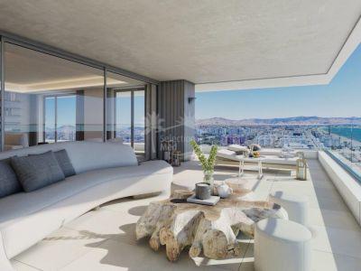 Apartment in Malaga, Malaga