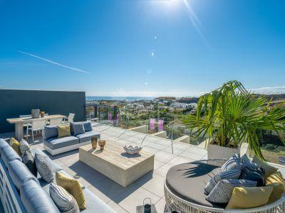 Penthouse in La Resina Golf, Estepona