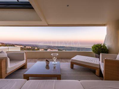 Attico Duplex in Los Monteros Hill Club, Marbella