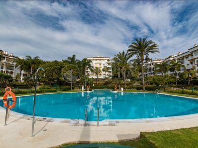 Ground Floor Apartment in Hacienda Nagüeles I, Marbella
