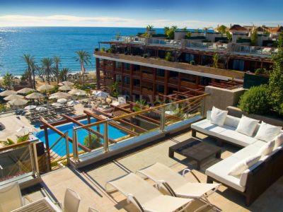 Hotel in Guadalpin Banus, Marbella