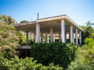 Parcela en El Rosario, Marbella