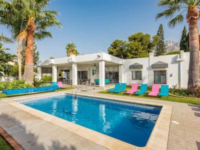 Villa in Golden Mile, Marbella