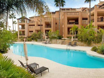 Apartamento Planta Baja en San Pedro Playa, San Pedro de Alcantara