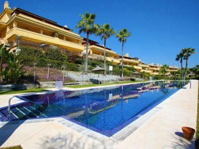 Apartamento en Condado de Sierra Blanca, Marbella