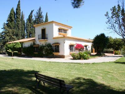 Villa in Cartama