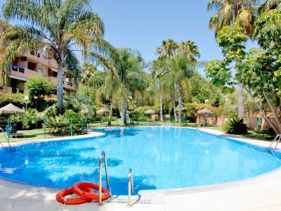 Apartment in Carib Playa, Marbella