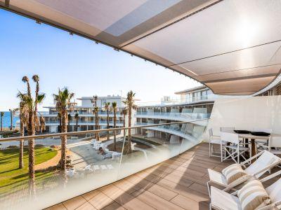 Apartment in Estepona Playa, Estepona