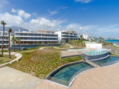 Ground Floor Apartment in Estepona Playa, Estepona
