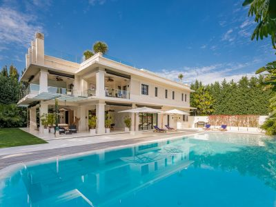 Villa in Marbella Club, Marbella