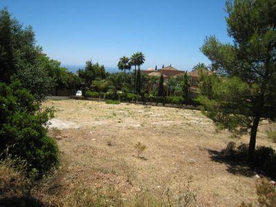 Plot in Sierra Blanca, Marbella