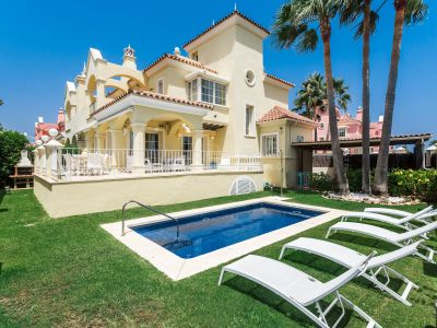 Semi Detached House in Lorea Playa, Marbella