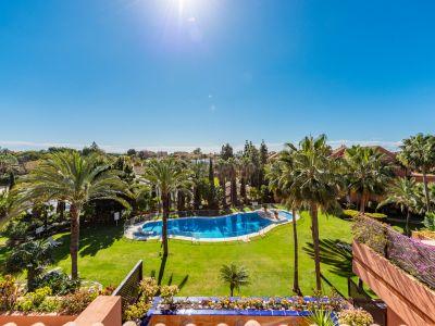 Penthouse in El Embrujo Playa, Marbella