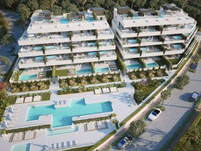 Apartment in El Campanario, Estepona