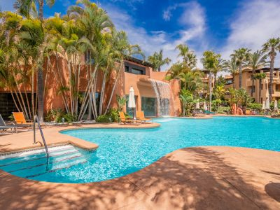 Ground Floor Apartment in Mansion Club, Marbella