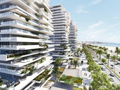 Penthouse in Malaga