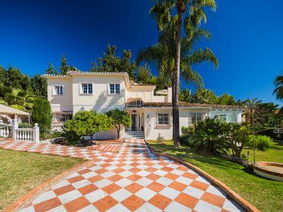 Villa in Nagüeles, Marbella