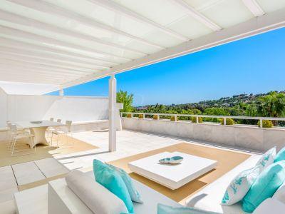 Duplex Penthouse in Los Granados Golf, Marbella