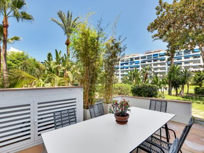 Ground Floor Apartment in Jardines del Puerto, Marbella