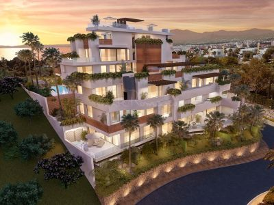 Penthouse in Rio Real Golf, Marbella
