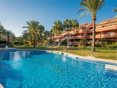 Apartment in El Embrujo Playa, Marbella