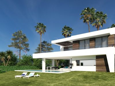 Villa in La Resina Golf, Estepona