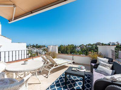 Penthouse in Señorio de Marbella, Marbella