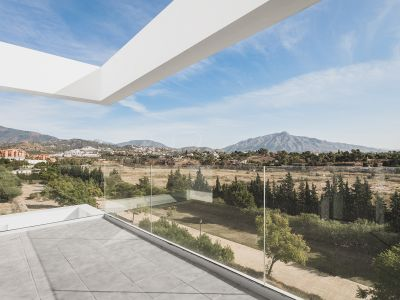 Penthouse in Atalaya, Estepona