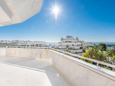 Duplex Penthouse in Cipreses del Mar, Marbella