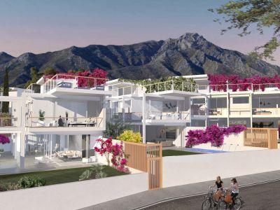 Villa in Valdeolletas, Marbella