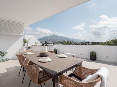 Penthouse in Jardines de Andalucia, Marbella