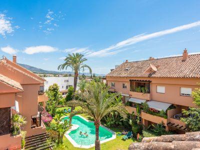 Penthouse in Las Lomas del Marbella Club, Marbella