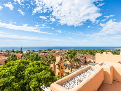 Duplex Penthouse in Mansion Club, Marbella