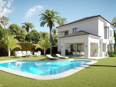 Semi Detached Villa in Marbella East, Marbella