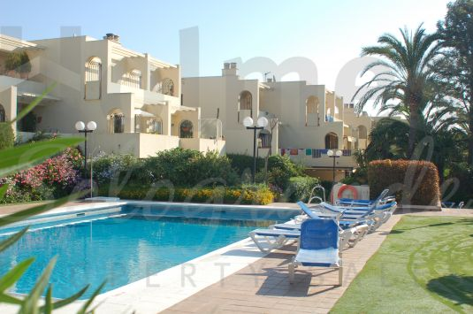 Three bedroom apartment in Jardines de Sotogrande.
