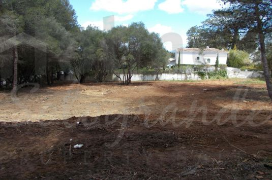 Great opportunity to acquire a plot in a very exclusive area in Sotogrande Costa.
