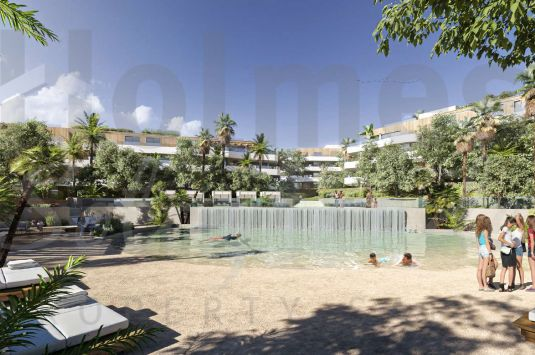 Stunning three bedroom apartment in the luxurious complex of Village Verde.