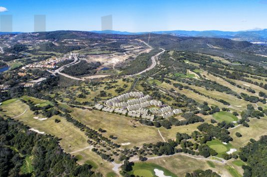 Townhouse in the 3rd Phase of La Finca, a residential complex of 176 luxury homes adjoining La Cañada Golf Club.