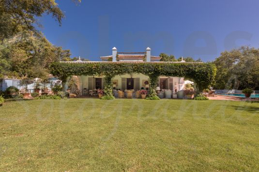 A charming and very private 5-bedroom villa set in mature gardens.