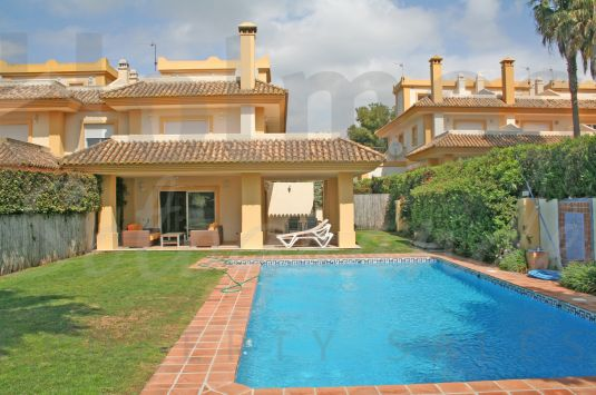Semi Detached House for Sale in San Roque Golf - San Roque Semi Detached House