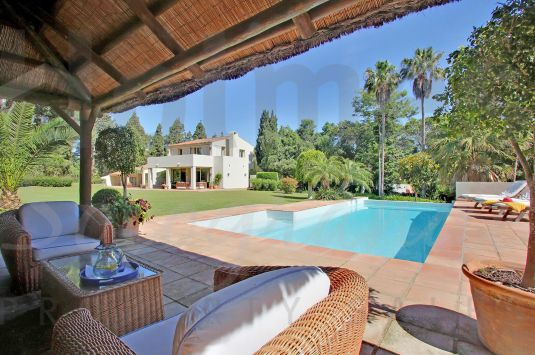 Fantastic 5 bedroom villa in Sotogrande Costa