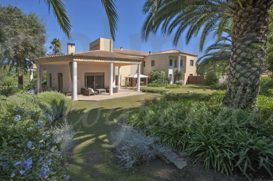 Unique home situated in a quiet cul-de-sac in Sotogrande Costa.