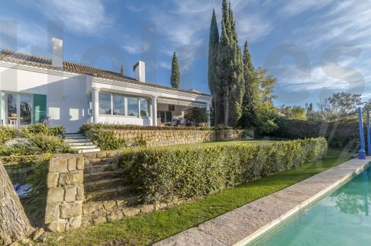 Wonderful home built in a quiet area of Sotogrande Costa.