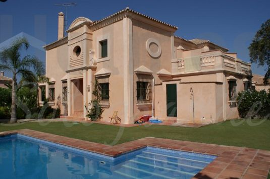 Semi Detached House for Sale in Sotogolf - Sotogrande Semi Detached House