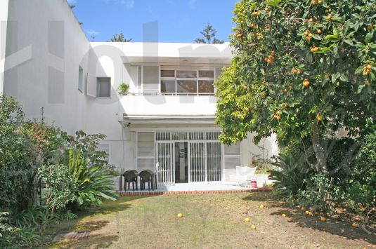 Totally renovated 2 bedroom ground floor apartment by the NH Sotogrande Hotel and Marysol.