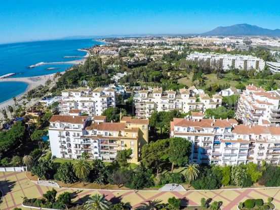Andalucia del Mar ground floor apartment with 2 bedrooms | Banus Property