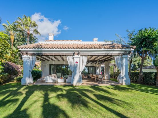 Marbella Golden Mile 5 bedrooms villa for sale | Drumelia Real Estates